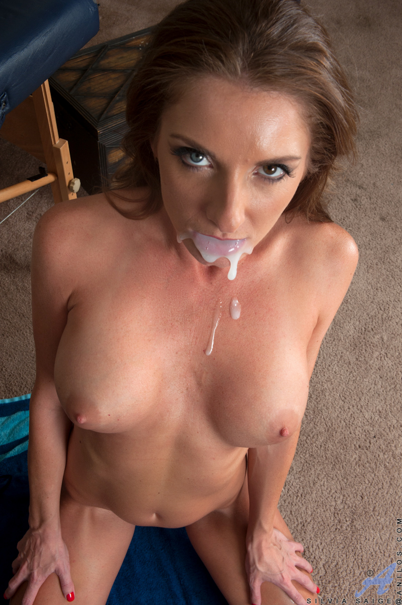whitney conroy drilled by gina devines strap on