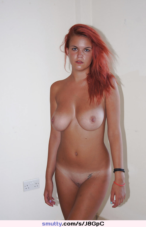 swingerclub giessen sie sucht ihn erotik brandenburg #redhead #redhair #redhaired #tan #tanlines #tanline #young #sweat #sweaty #sexy #hot #boobs #tits #lookingatcamera #fuckable #nude #naked