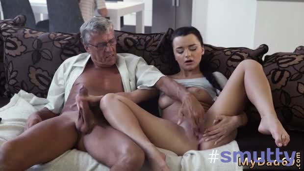 indestructible derek pain the chair the pit #mature #oldandyoung #threesome