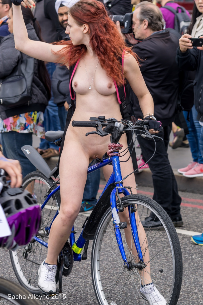wet lesbian pussy licked to a squirting orgasm creamy Cyclerotica Bike Bicycle Redhead Pale Iuploadedthispicwithmydick