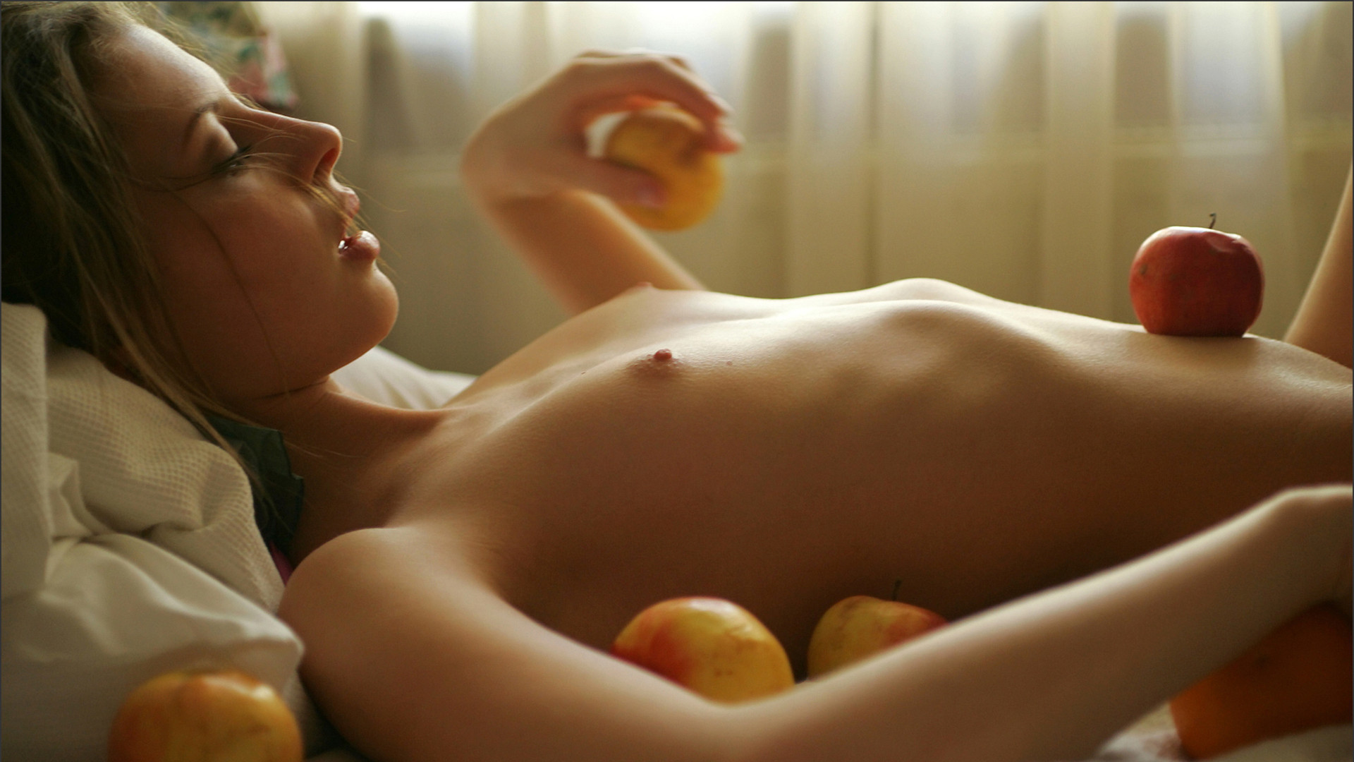 bathing with bae busty and horny ashley adams porn video #eve,  #smalltits,  #nude,  #perfectnipples,  #lightandshadow,  #flatstomach,  #apples,  #petite